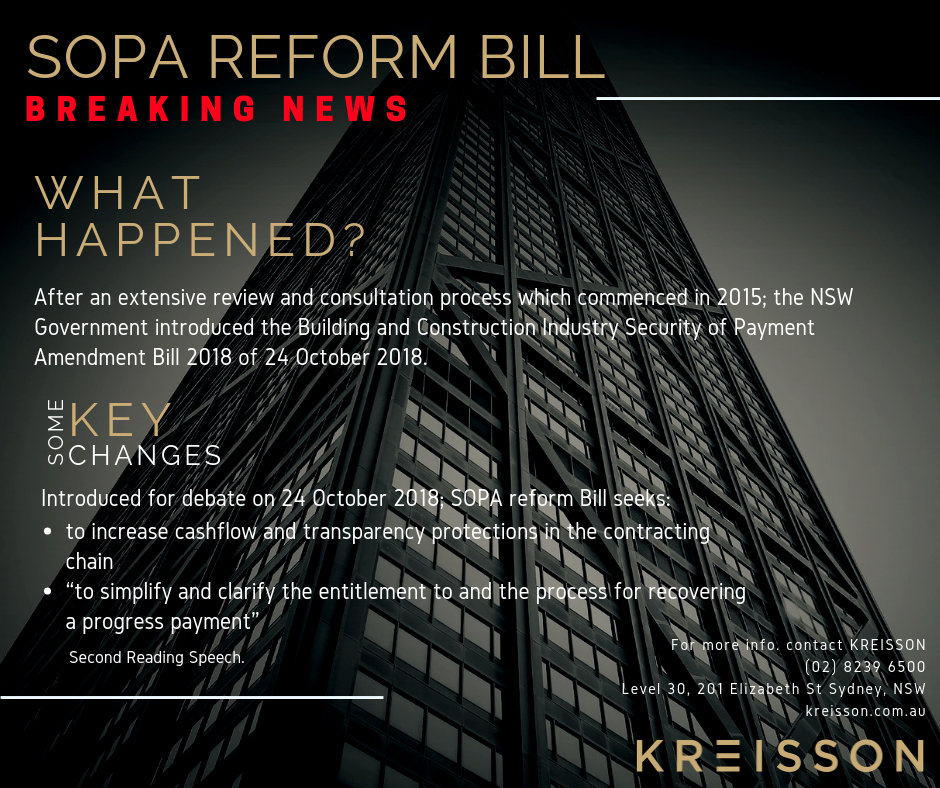 SOPA Bill - Some Key Changes