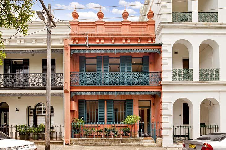 terrace house - photo #22