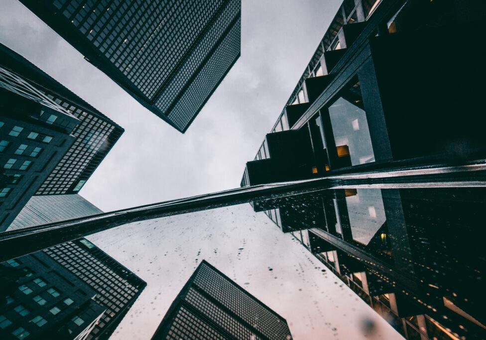 Canva - Concrete Buildings